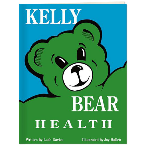 Kelly Bear Health Book