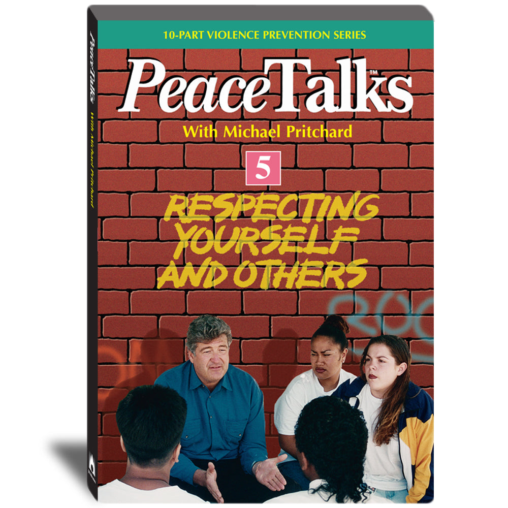 PeaceTalks   Respecting Yourself and Others DVD
