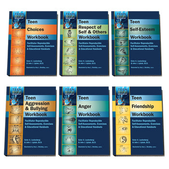 Teen Workbooks Set of 6