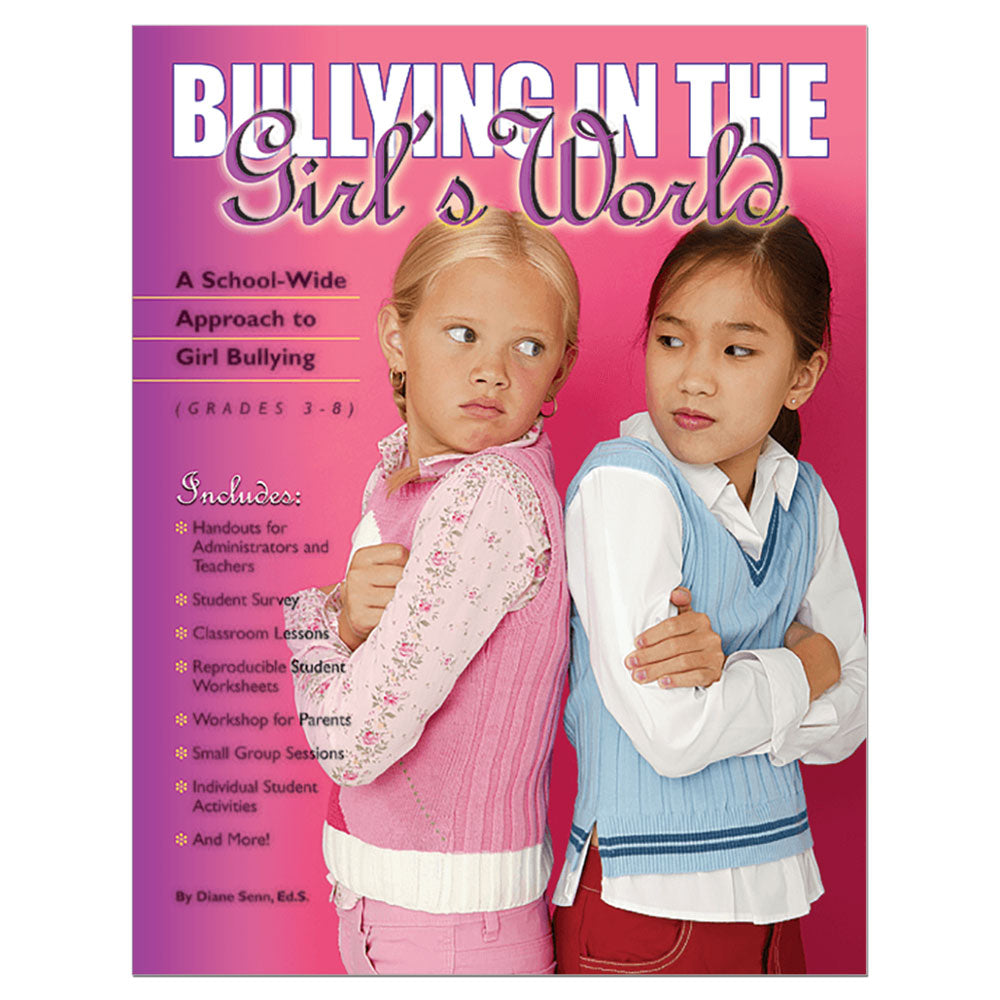 Bullying in the Girl's World Book