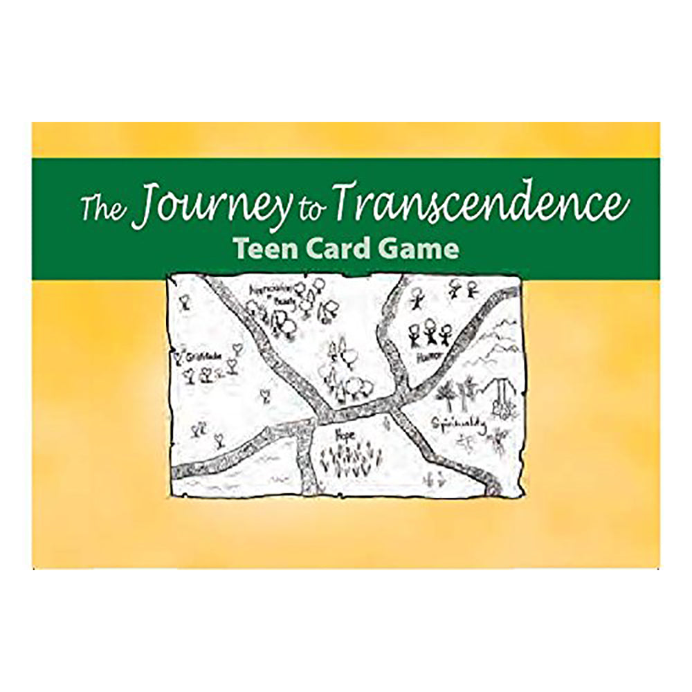 The Journey to Transcendence - Teen Card Game
