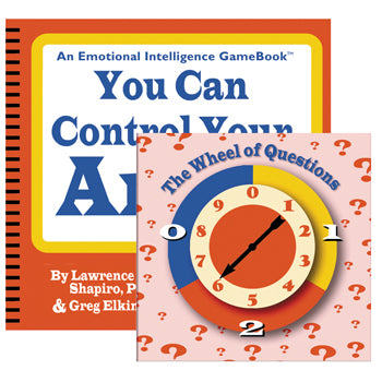 You Can Control Your Anger Spin & Learn! Game Book