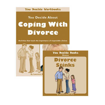 You Decide About Coping With Divorce Book & Workbook with CD