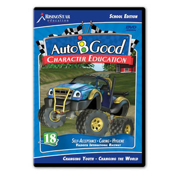 Auto B Good Vol 18: Self Acceptance Caring Hygiene DVD