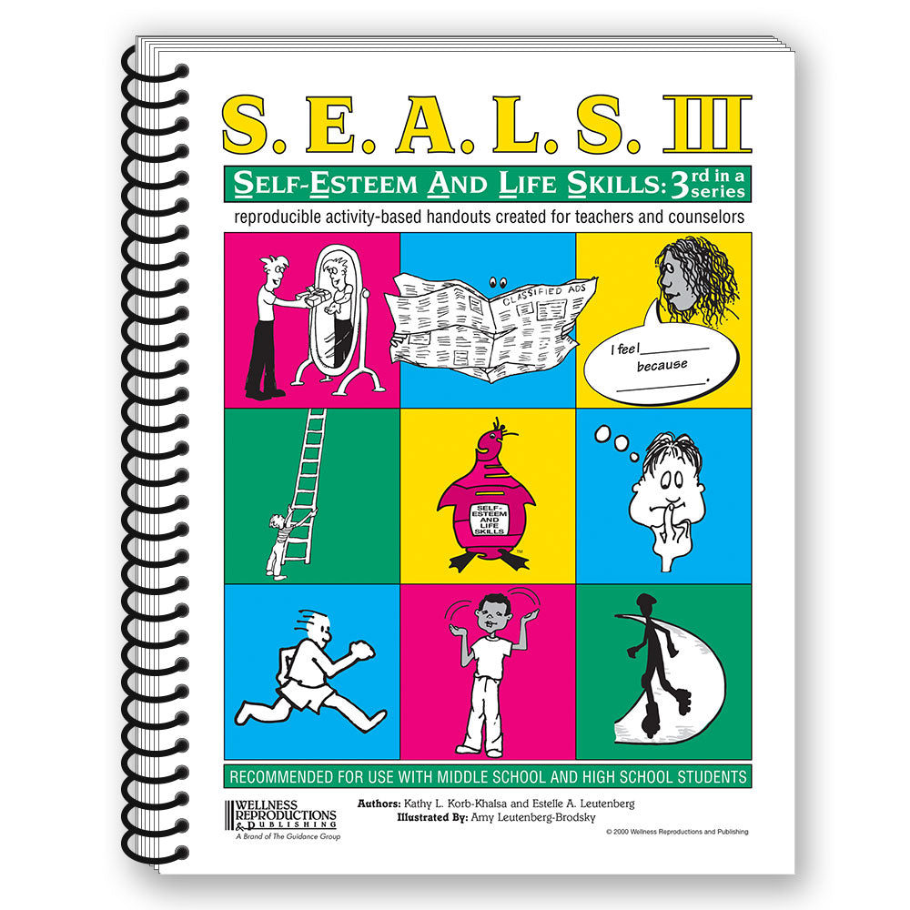 S.E.A.L.S. III (Self Esteem and Life Skills) Book