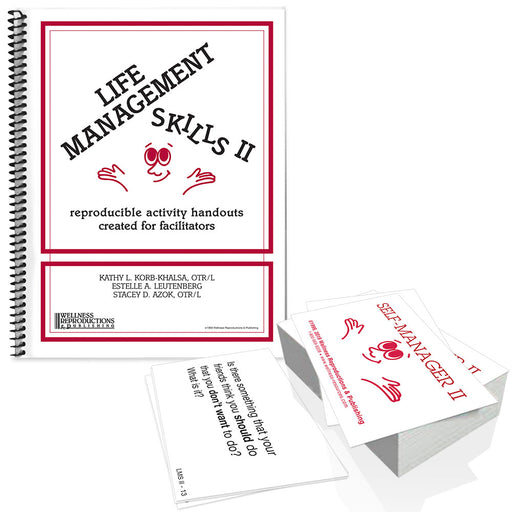 Life Management Skills II Book and Cards