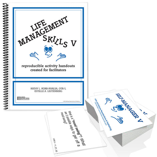 Life Management Skills V Book & Cards Set