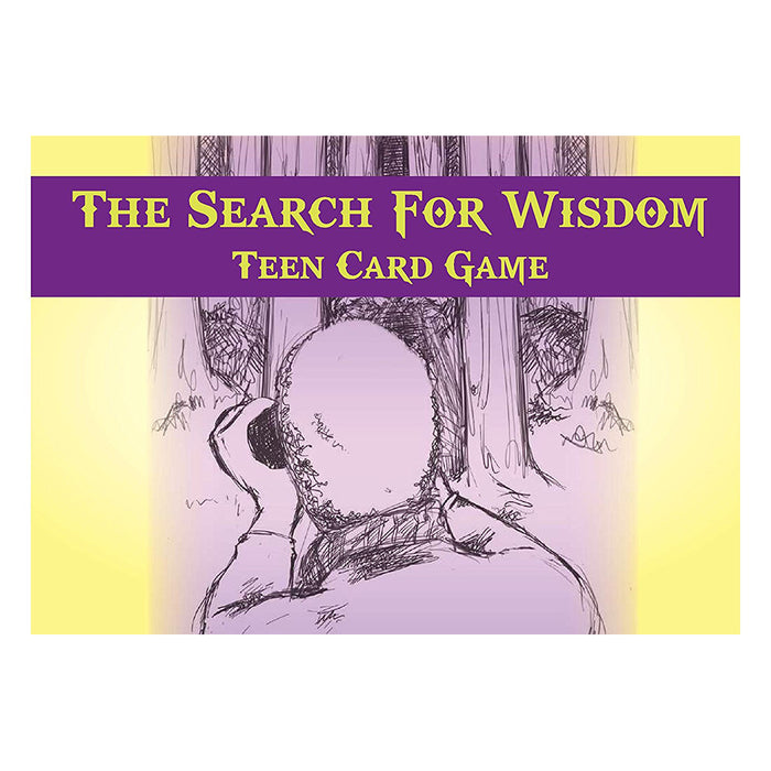 The Search for Wisdom - Teen Card Game