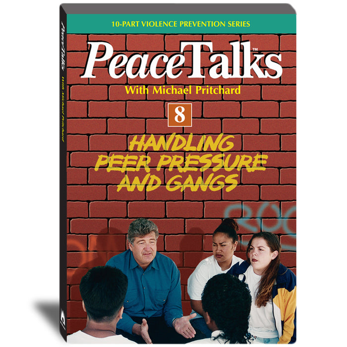 PeaceTalks   Handling Peer Pressure and Gangs DVD