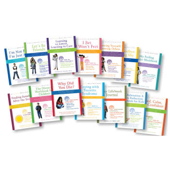 Instant Help Books Set