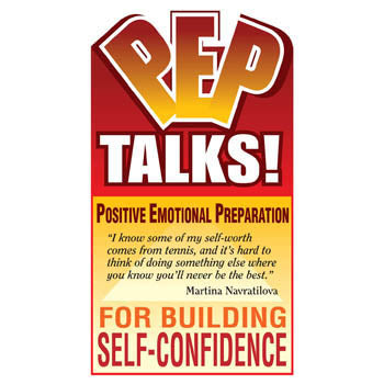 PEP Talks for Building Self Confidence