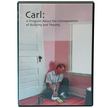 CARL: A Program About the Consequences of Bullying and Teasing DVD