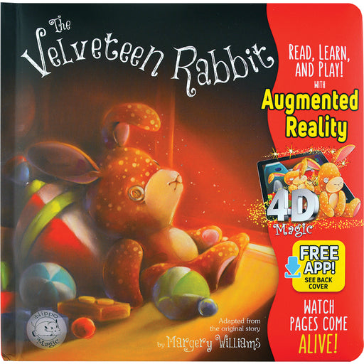The Velveteen Rabbit - Little Hippo® Come-to-Life Book