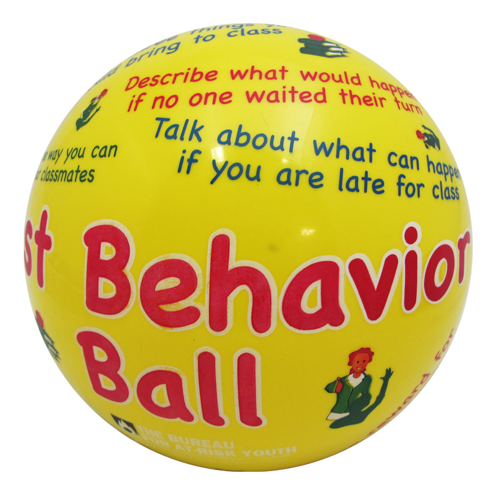 Best Behavior Ball