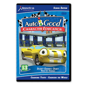 Auto B Good Vol 13: Decency Goodness Dignity DVD