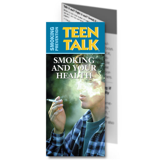 TeenTalk: (25 pack) Smoking and Your Health Pamphlet