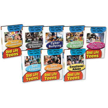 Real Life Teens Series, (8 DVD set)