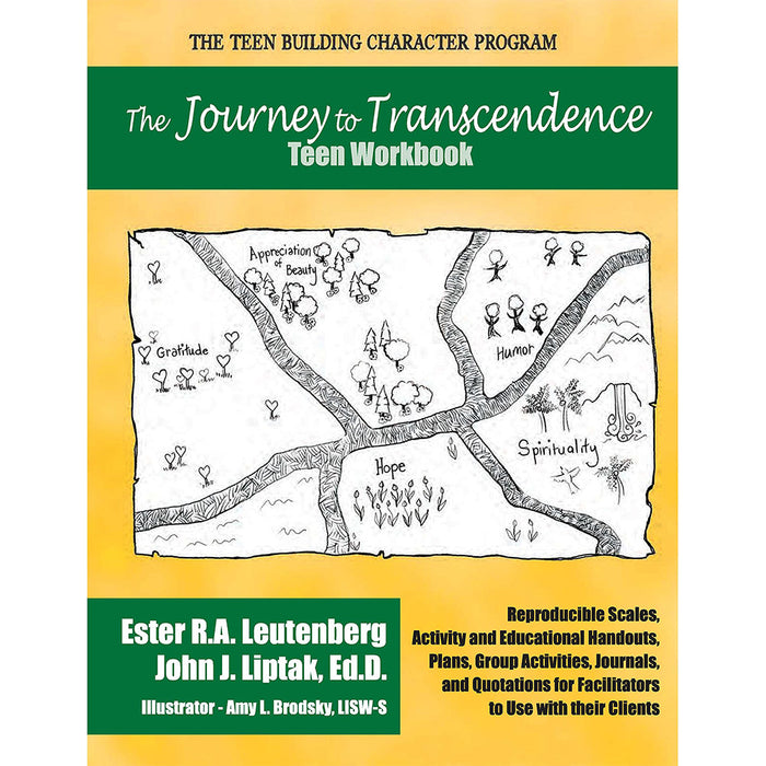The Journey to Transcendence - Teen Workbook with CD