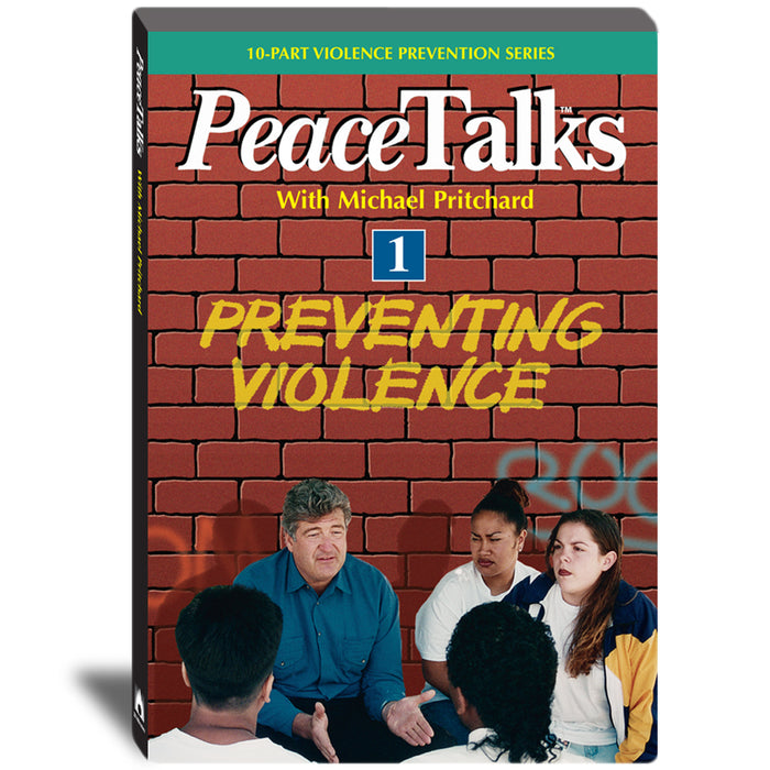 PeaceTalks   Preventing Violence DVD
