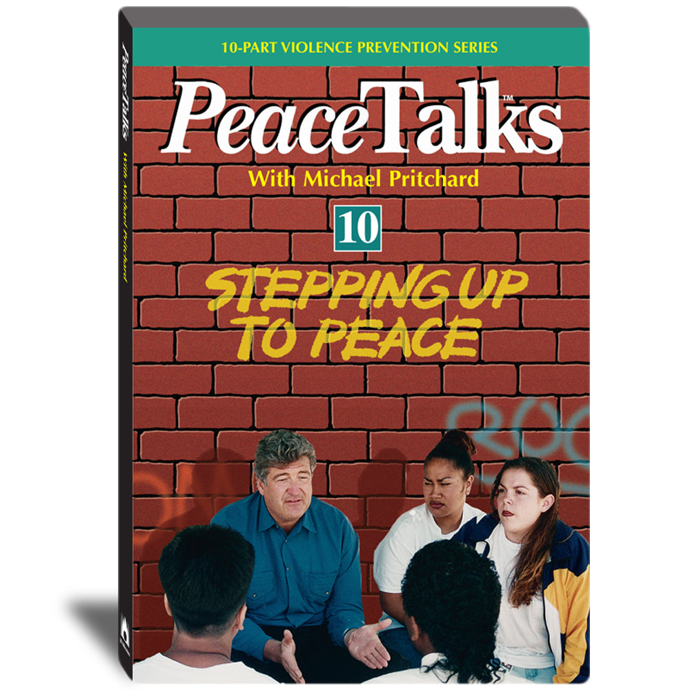 PeaceTalks   Stepping Up to Peace DVD
