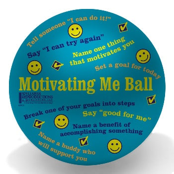 Motivating Me Ball