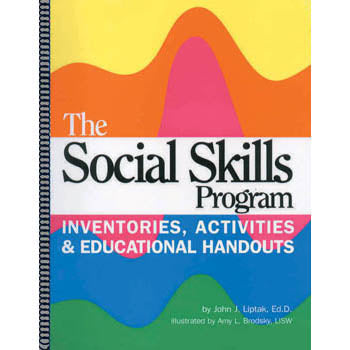 The Social Skills Program Book with CD