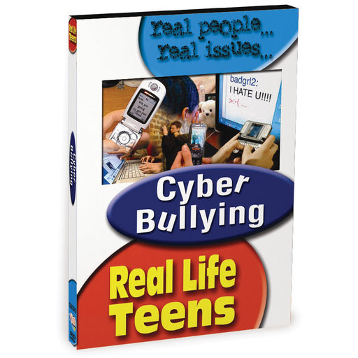 Real Life Teens: Cyber Bullying DVD