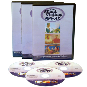 The Silent Victims Speak DVD Series