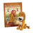 The Lion Who Lost His Roar Book & Plush