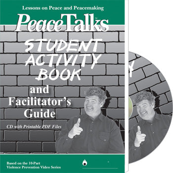PeaceTalks Activity CD
