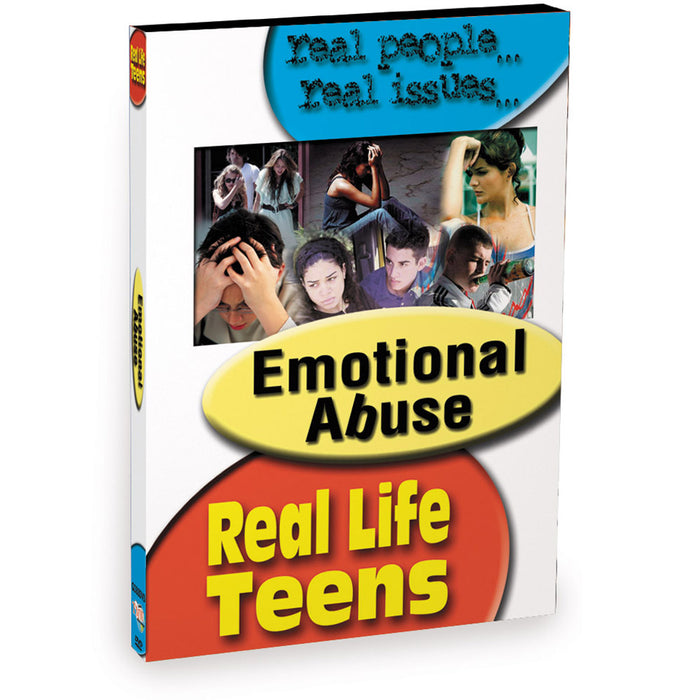 Real Life Teens: Emotional Abuse DVD