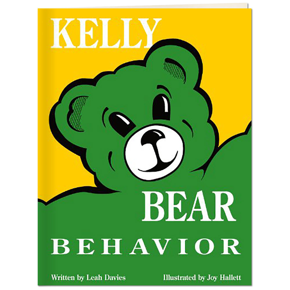 Kelly Bear Behavior Book