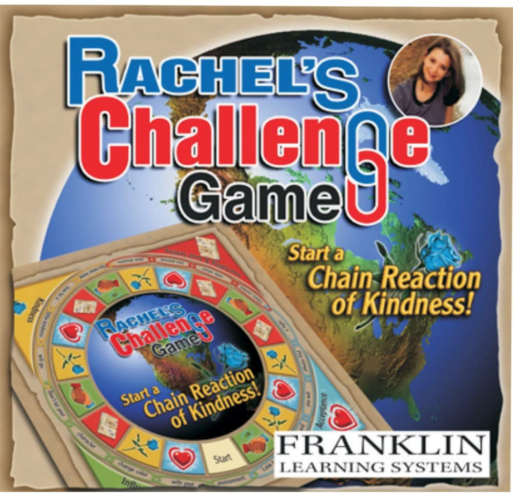 Rachel's Challenge Game: Start A Chain Reaction of Kindness