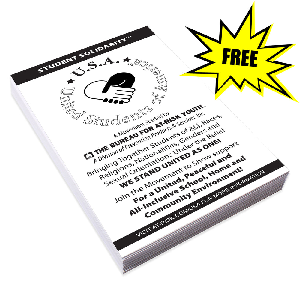 <strong>FREE</strong> Student Solidarity™ Campaign Cards (25 Pack)