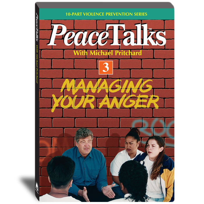 PeaceTalks   Managing Your Anger DVD