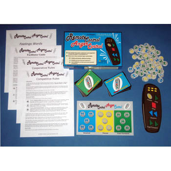 Remote Control Anger Control Game