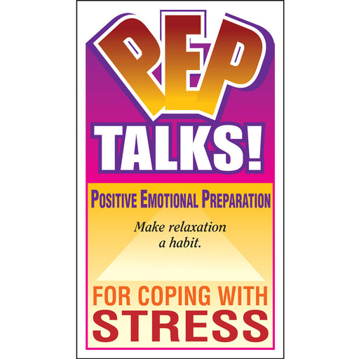 PEP Talks for Coping with Stress