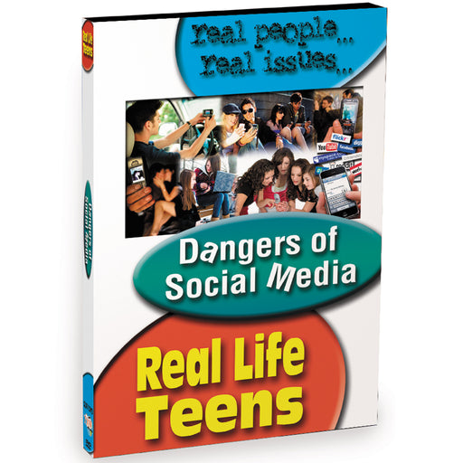 Real Life Teens: Dangers of Social Media DVD