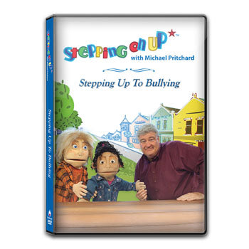 Stepping Up To Bullying DVD