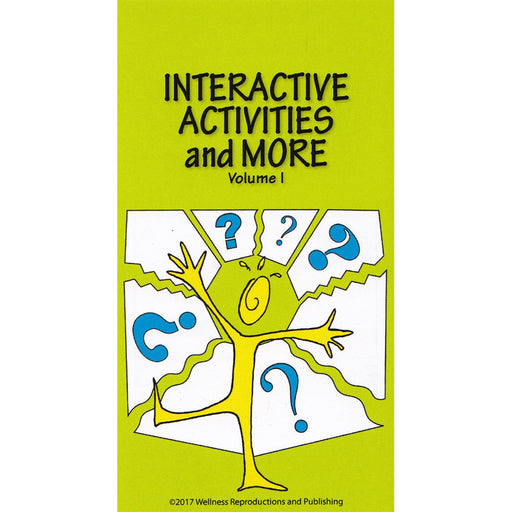 Interactive Activities & More ‐ Volume 1: Card Game