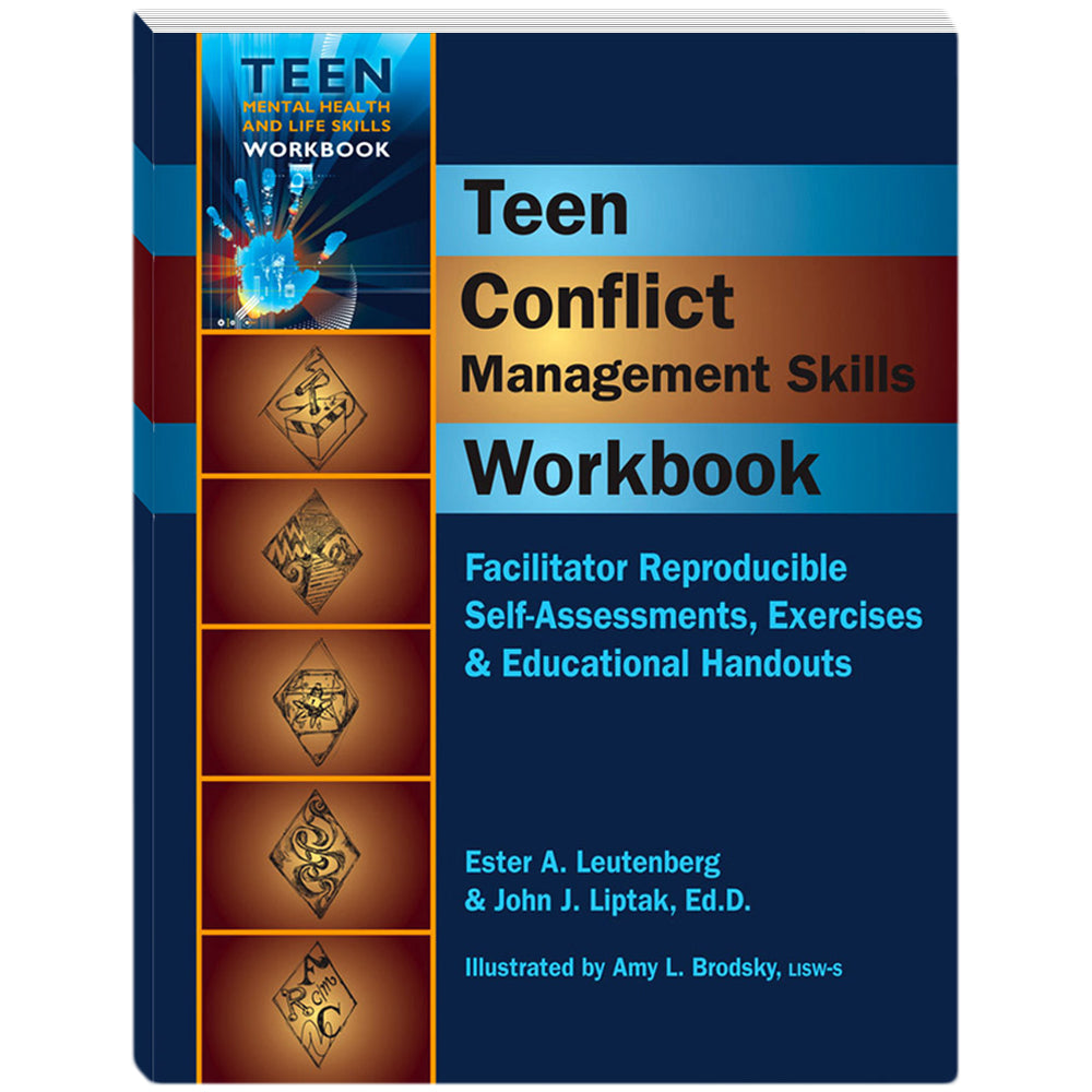 Teen Conflict Management Skills Workbook
