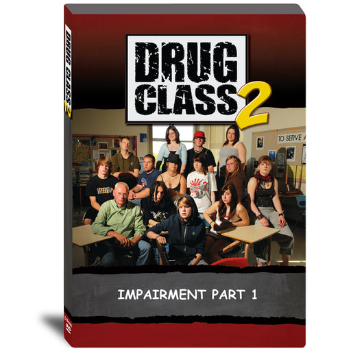 Drug Class 2: Impairment Part 1 DVD