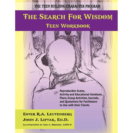 The Search for Wisdom - Teen Workbook with CD