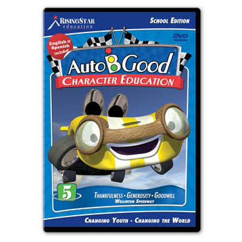 Auto B Good Vol 5: Thankfulness Generosity Goodwill, DVD