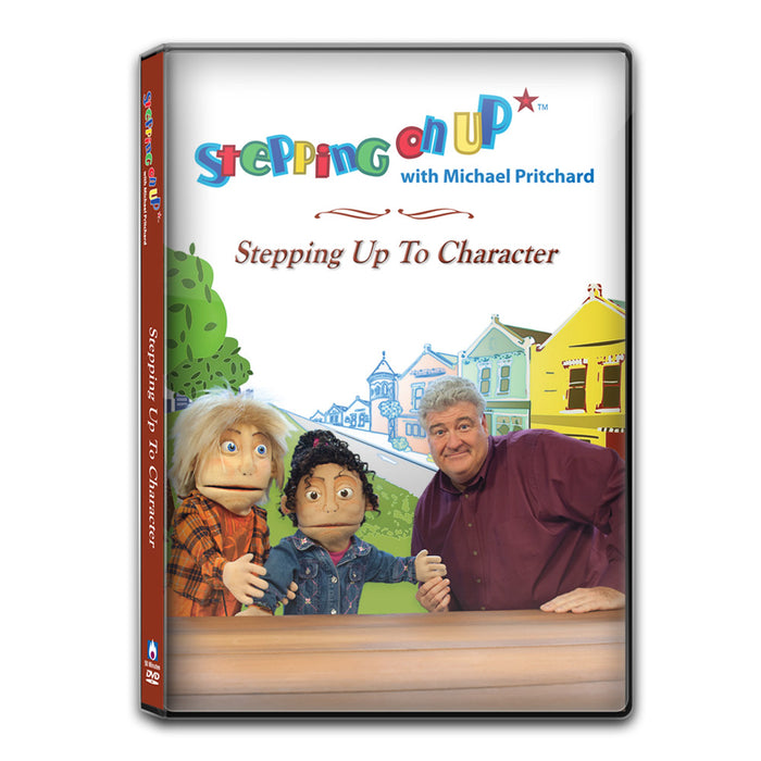 Stepping Up to Character DVD