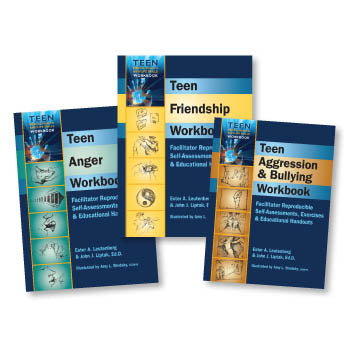 Teen Workbooks Set of 3