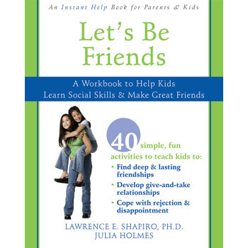 Let's Be Friends Workbook