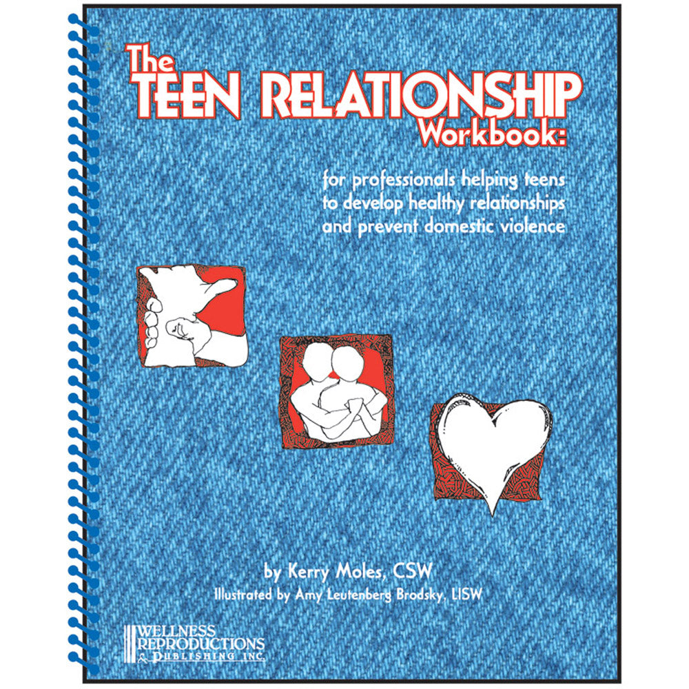 The Teen Relationship Workbook & CD