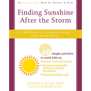 Finding Sunshine After The Storm Workbook