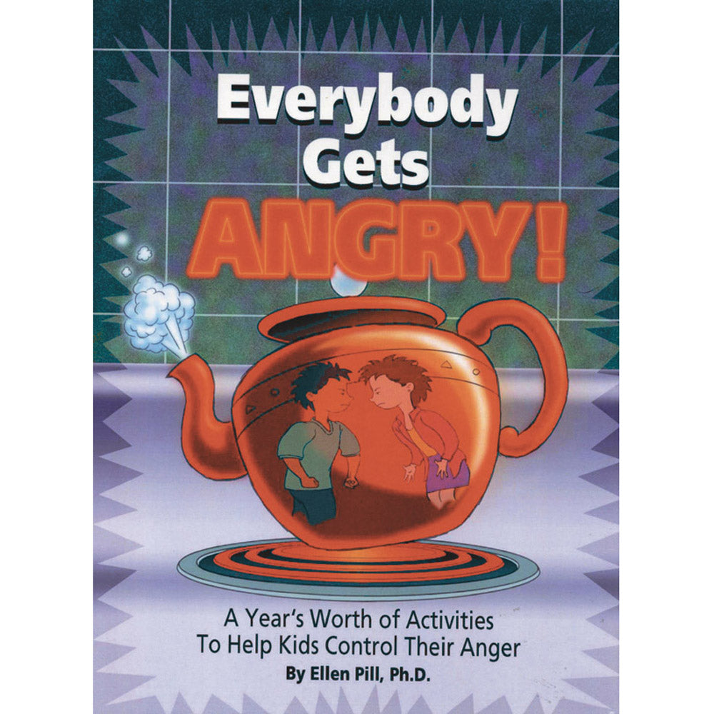 Everybody Gets Angry Book with CD